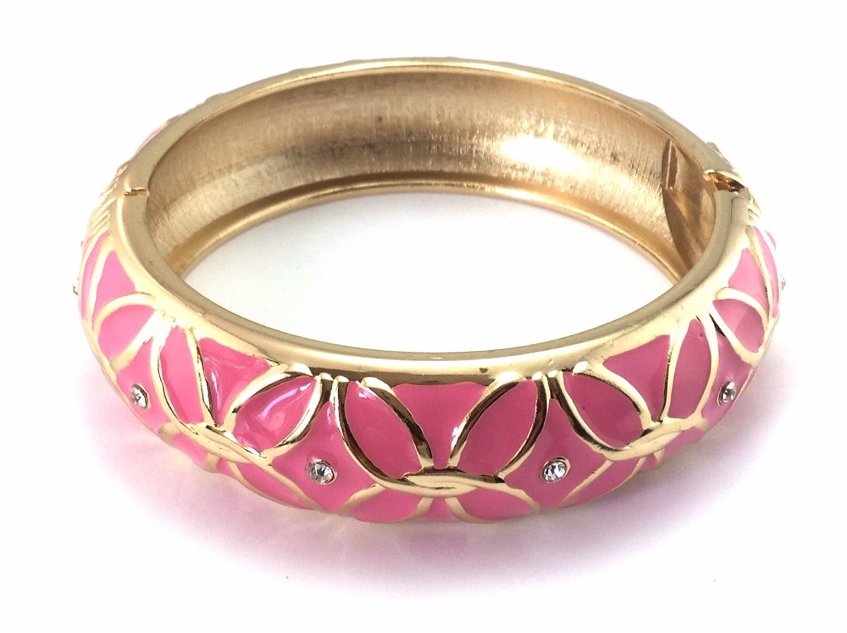 Plus size epoxy hinge bracelet for Plus size jewelry bracelets