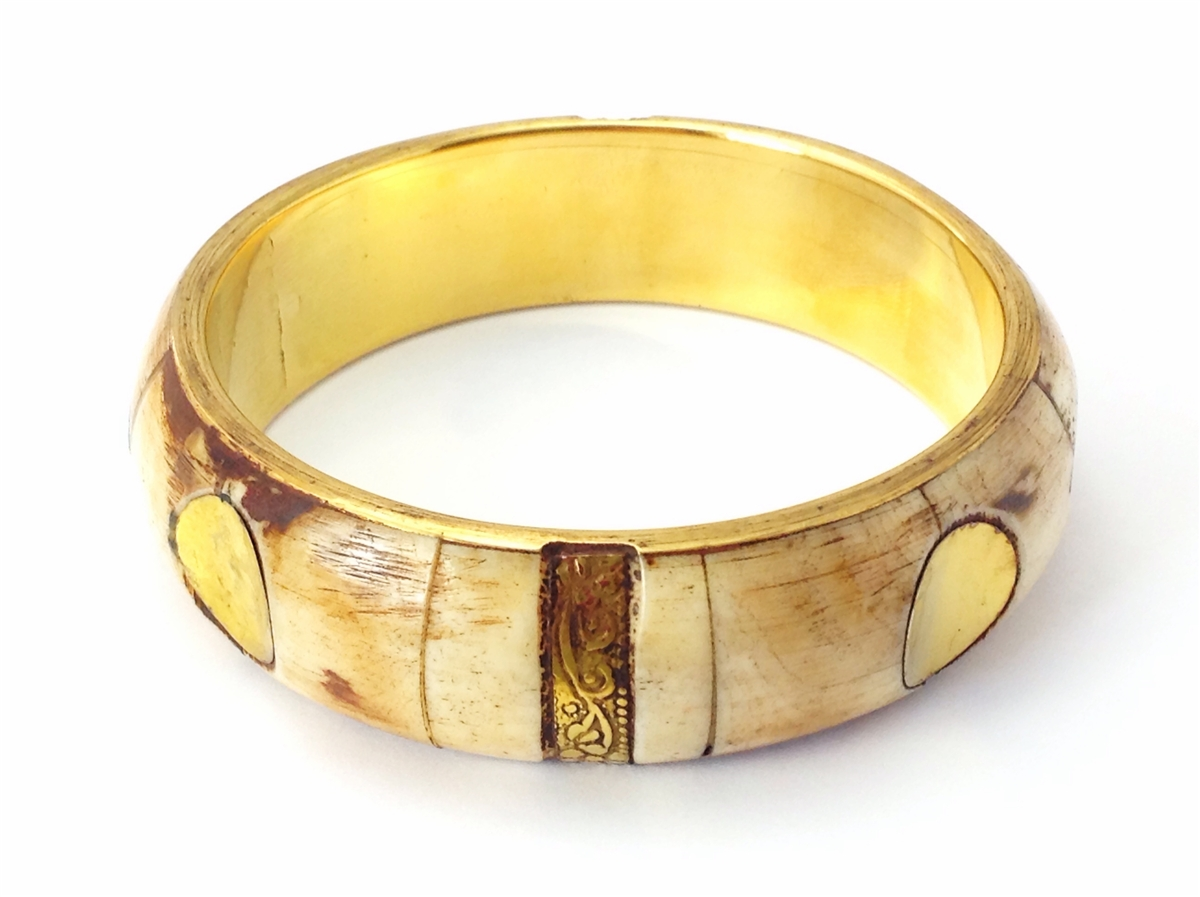 Plus size tribal bangle bracelet for Plus size jewelry bracelets